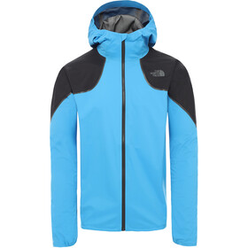 The North Face Flight Jacket Men clear lake blue